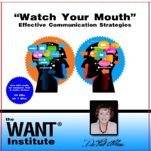 WatchYourMouth (MP4/MP3 Format Disc)