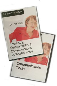 Chemistry, Compatibility & Communication in Relationships & Communication Tools